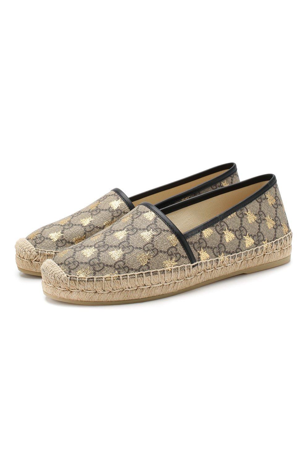 Женская обувь Gucci по цене от 17 650 руб. купить в интернет-магазине ЦУМ 606e1851c17