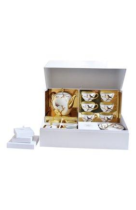 Чайный сервиз на 6 персон Aux Oiseaux | Фото №1