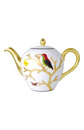 Чайный сервиз на 6 персон aux oiseaux BERNARDAUD разноцветного цвета, арт. 2488/22626 | Фото 2