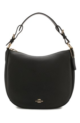 Женская сумка sutton COACH черного цвета, арт. 35593 | Фото 1