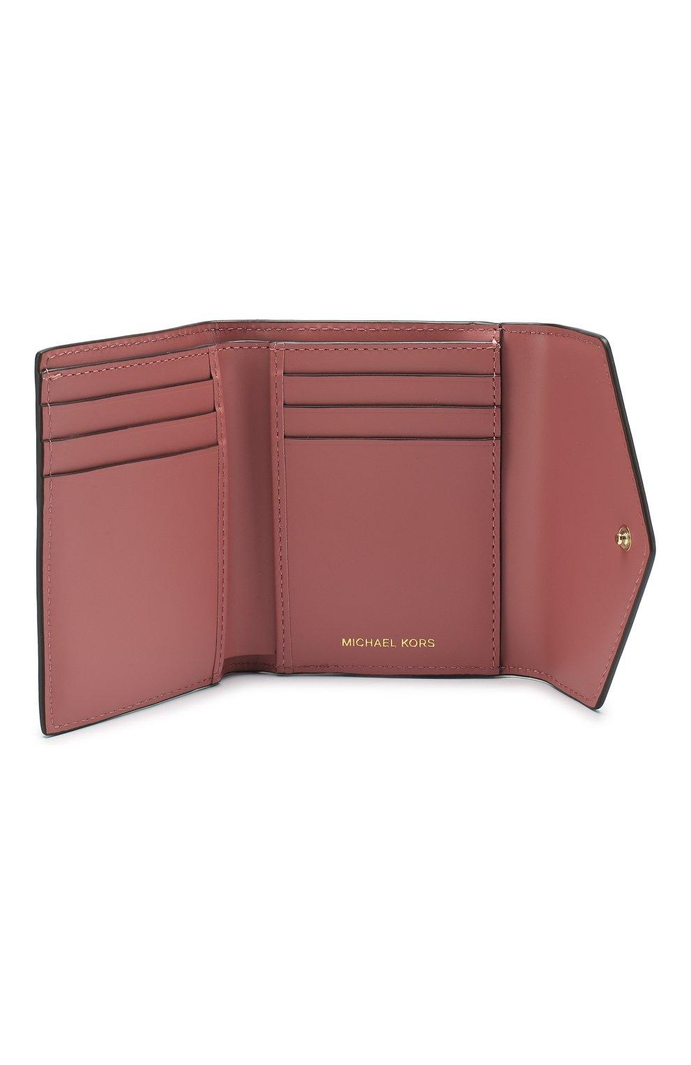 Женские кошельки и портмоне MICHAEL Michael Kors по цене от 5 995 руб.  купить в интернет-магазине ЦУМ 7d164195d25