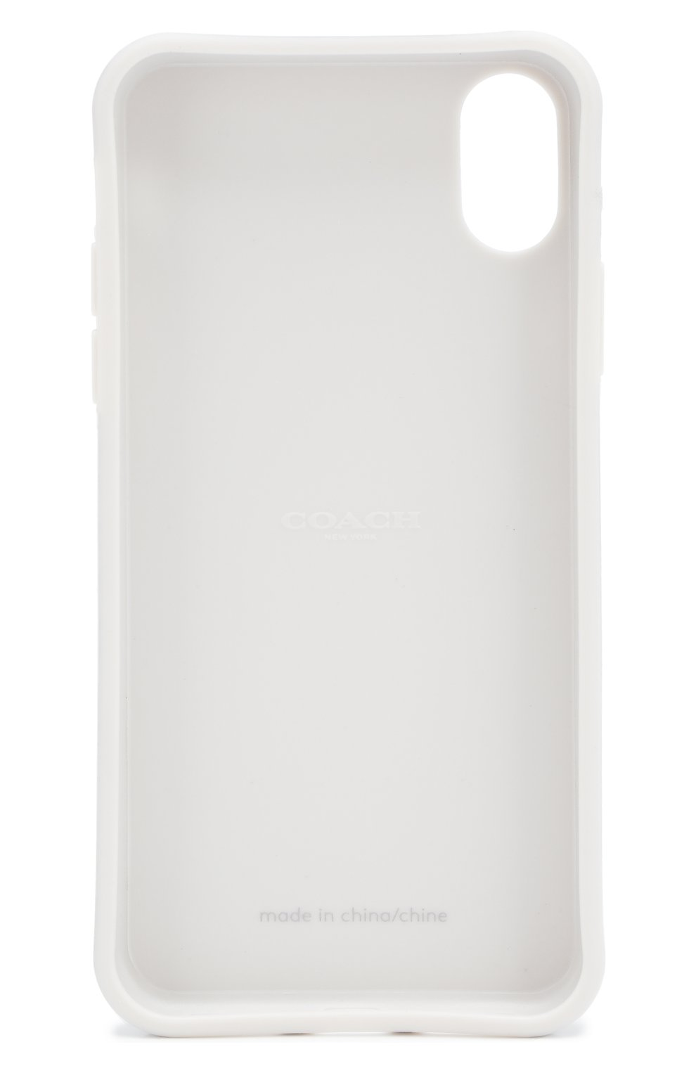 Чехол для iPhone X/XS Coach  | Фото №2