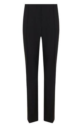 Женские брюки со стрелками ESCADA SPORT черного цвета, арт. 5018740 | Фото 1
