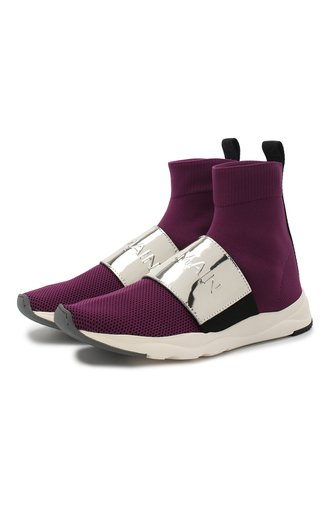Текстильные кроссовки Cameron