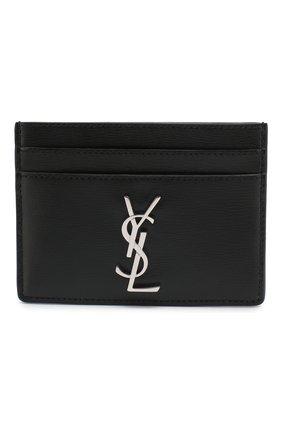 Кожаный футляр для кредитных карт Monogram | Фото №1
