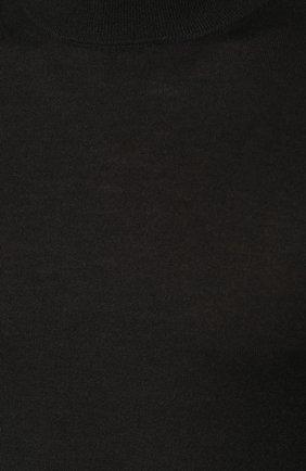 Джемпер из смеси кашемира и шелка | Фото №5