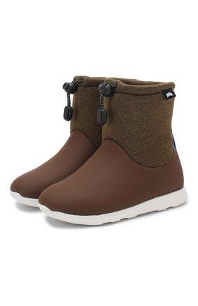 Утепленные ботинки Ranger | Фото №1