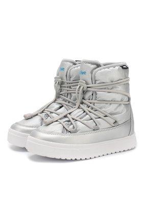 Утепленные ботинки Chamonix | Фото №1