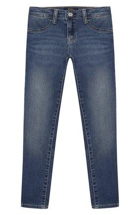Детские джинсы POLO RALPH LAUREN синего цвета, арт. 313734059   Фото 1
