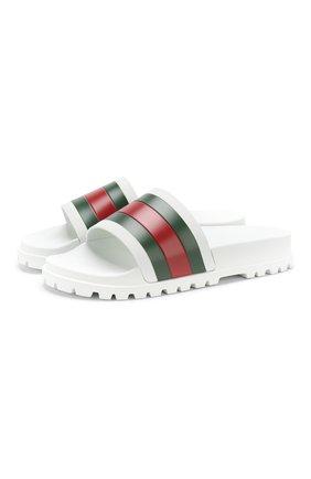 fee3ca62 Белая мужская обувь Gucci по цене от 16 300 руб. купить в интернет ...