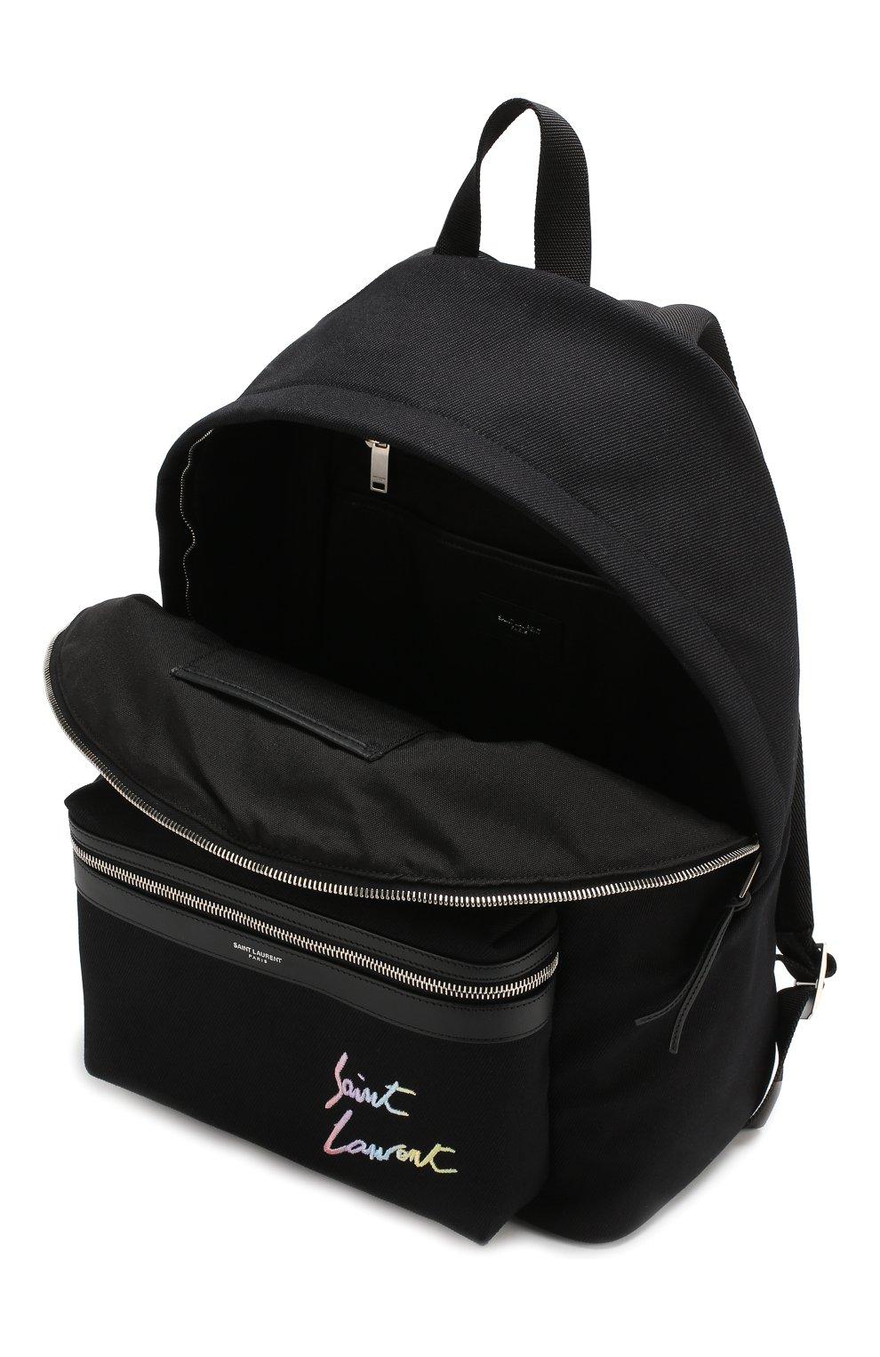 Текстильный рюкзак City | Фото №4