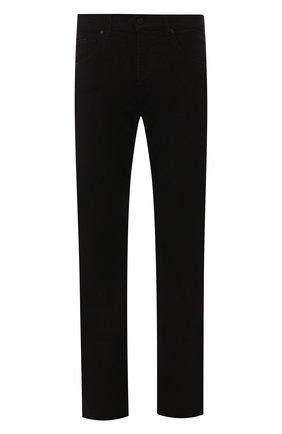 Мужские джинсы 7 FOR ALL MANKIND черного цвета, арт. JSMNA220BC | Фото 1