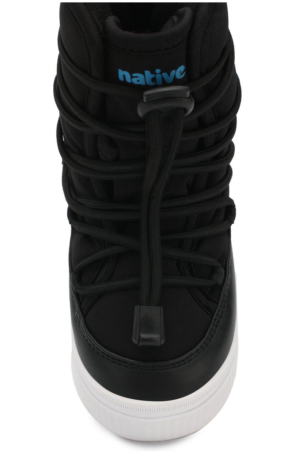 64ea187181da Утепленные ботинки Chamonix
