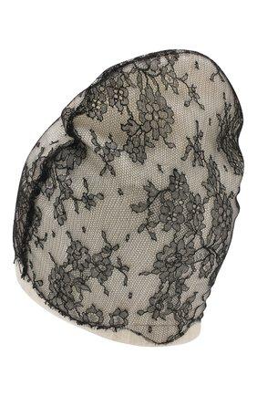 Женский кашемировая шапка VINTAGE SHADES кремвого цвета, арт. 13243Y | Фото 2