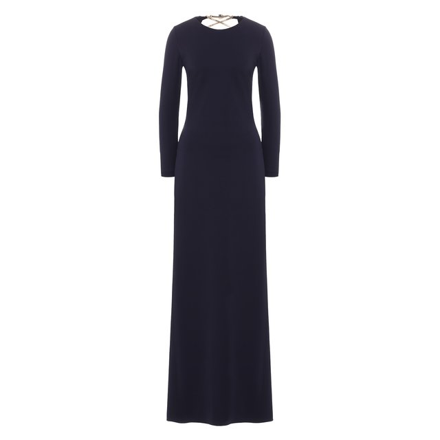 Платье-макси из вискозы Ralph Lauren