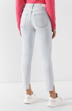 Укороченные джинсы | Фото №4