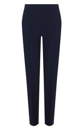 Женские шерстяные брюки RALPH LAUREN синего цвета, арт. 290618874 | Фото 1