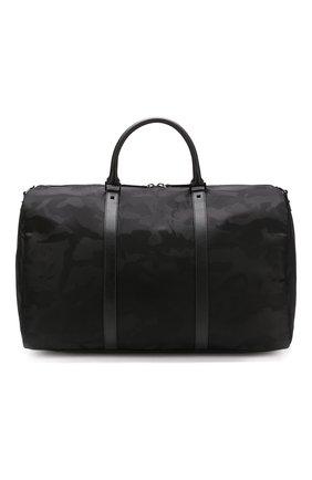 Текстильная дорожная сумка Valentino Garavani Jacquard Camouflage | Фото №1