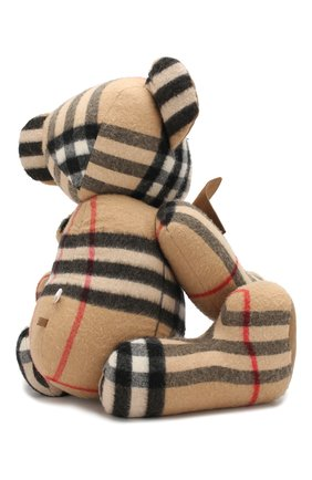 Детского игрушка мишка BURBERRY разноцветного цвета, арт. 4045719   Фото 3