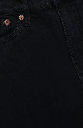 Джинсы прямого кроя | Фото №3