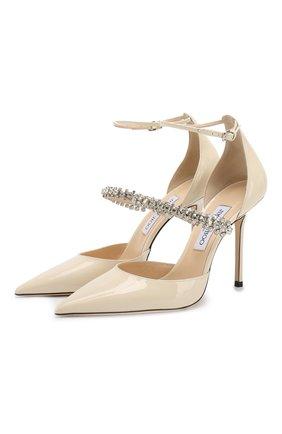 Лаковые туфли Bobbie 100 | Фото №1