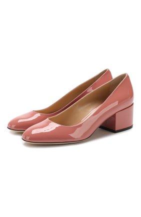 Лаковые туфли Virginia | Фото №1