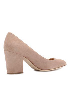 Замшевые туфли Virginia | Фото №4
