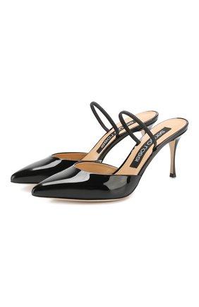 Лаковые туфли Godiva | Фото №1