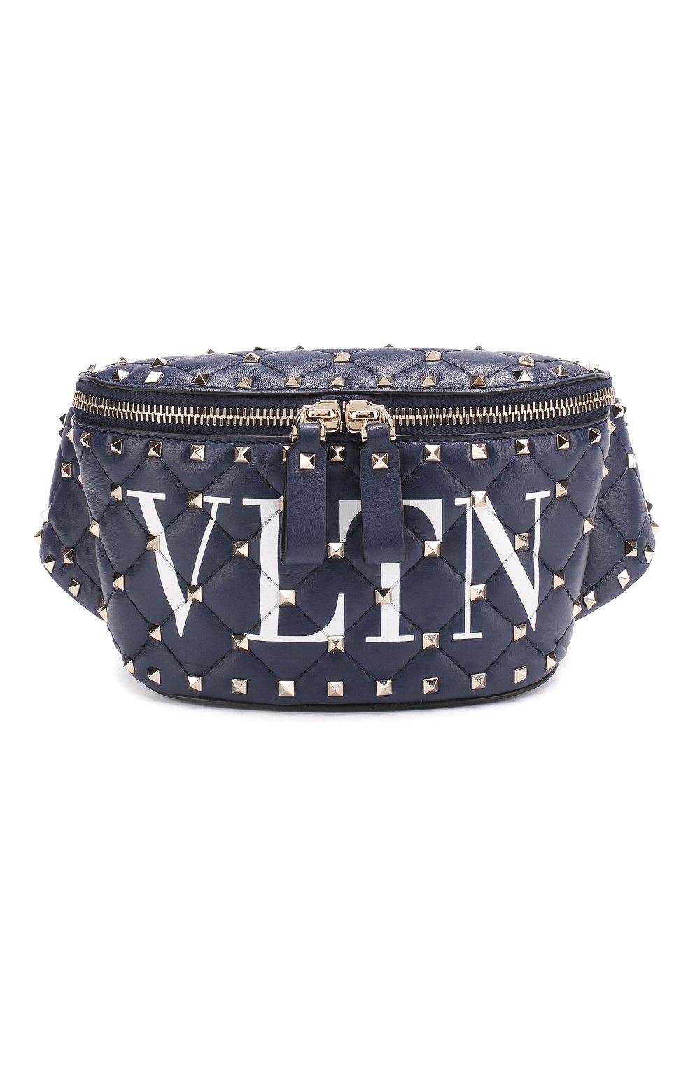 Поясная сумка Valentino Garavani Rockstud Spike  | Фото №1