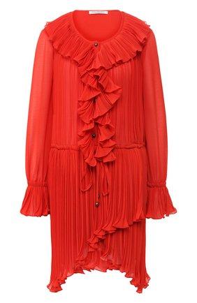 Плиссированное платье   Фото №1