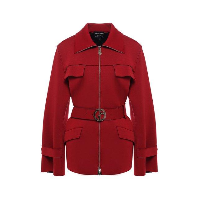 Кашемировая куртка Giorgio Armani