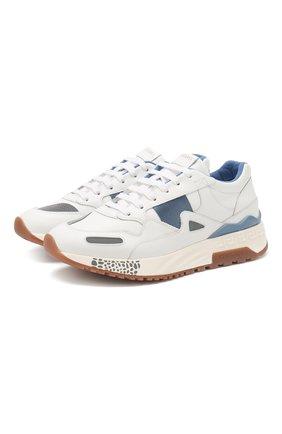 Кожаные кроссовки Achilles   Фото №1
