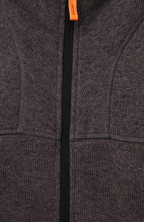 Детский толстовка NORVEG серого цвета, арт. 25FKTBS-003   Фото 3 (Рукава: Длинные; Мальчики Кросс-КТ: Толстовка-спорт; Материал внешний: Синтетический материал, Полиэстер; Статус проверки: Проверено, Проверена категория; Ростовка одежда: 9 лет   134 см, 10 - 11 лет   140 - 146см, 12 лет   152 см, 13 - 15 лет   158 см)