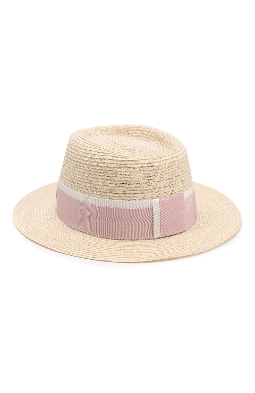 Женская шляпа andre с лентой MAISON MICHEL бежевого цвета, арт. 1003038003/ANDRE | Фото 2