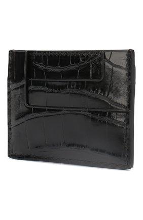 Футляр для кредитных карт из кожи аллигатора | Фото №2