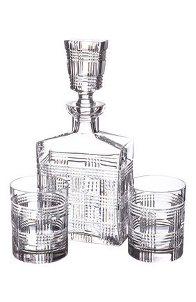 Набор из штофа и 4-х стаканов Kirill | Фото №1