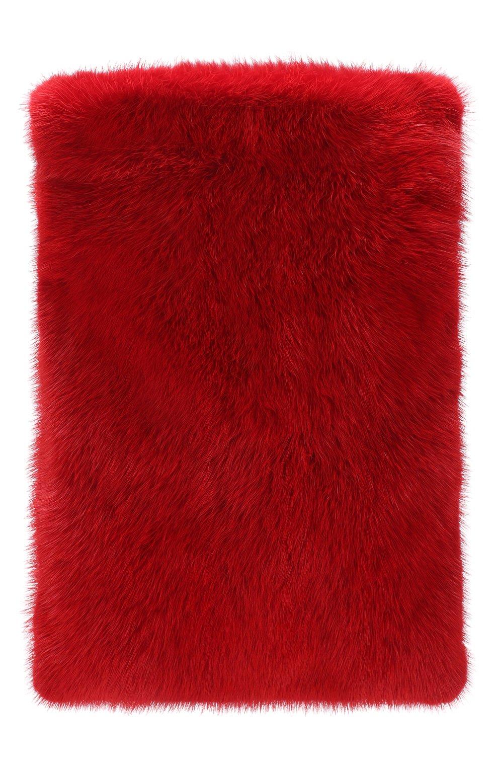 Горнолыжная маска Dolce & Gabbana красные | Фото №3