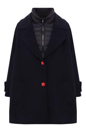 Комплект пальто с курткой | Фото №1