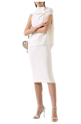Шерстяная юбка-карандаш | Фото №2