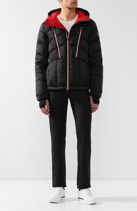 Мужская пуховая куртка arnensee MONCLER GRENOBLE черного цвета, арт. D2-097-41913-85-549F1   Фото 2