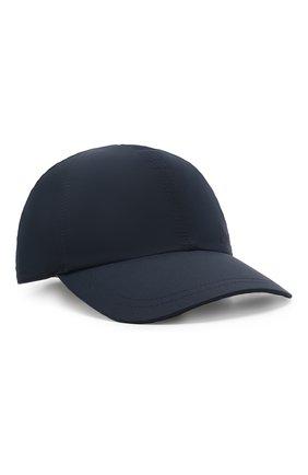 Мужской бейсболка BRIONI темно-синего цвета, арт. 04730L/P8803 | Фото 1