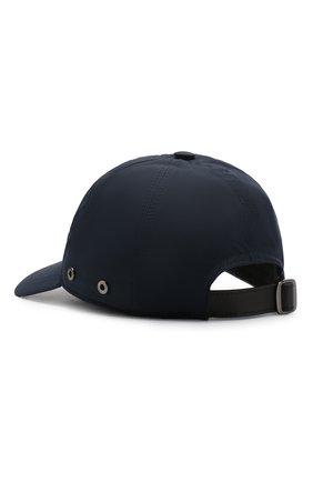 Мужской бейсболка BRIONI темно-синего цвета, арт. 04730L/P8803 | Фото 2