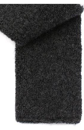 Детские шерстяные носки NORVEG темно-серого цвета, арт. 9THSRU-041 | Фото 2