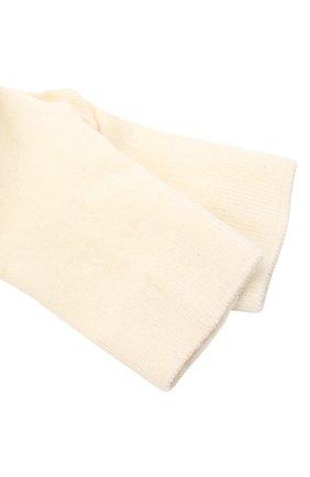 Детские шерстяные носки NORVEG белого цвета, арт. 9WURU-001 | Фото 2
