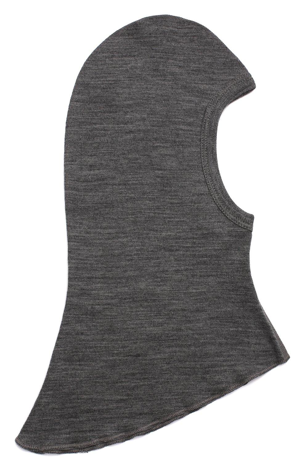 Детского подшлемник NORVEG серого цвета, арт. 12WURU-014   Фото 2 (Статус проверки: Проверено, Проверена категория)