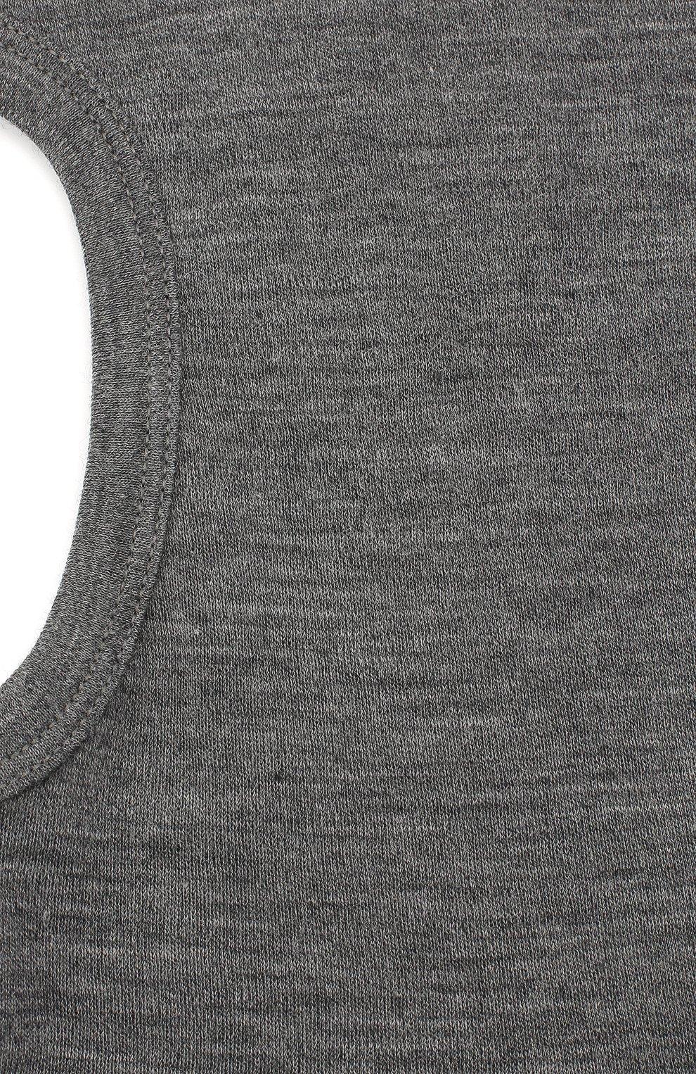 Детского подшлемник NORVEG серого цвета, арт. 12WURU-014   Фото 3 (Статус проверки: Проверено, Проверена категория)