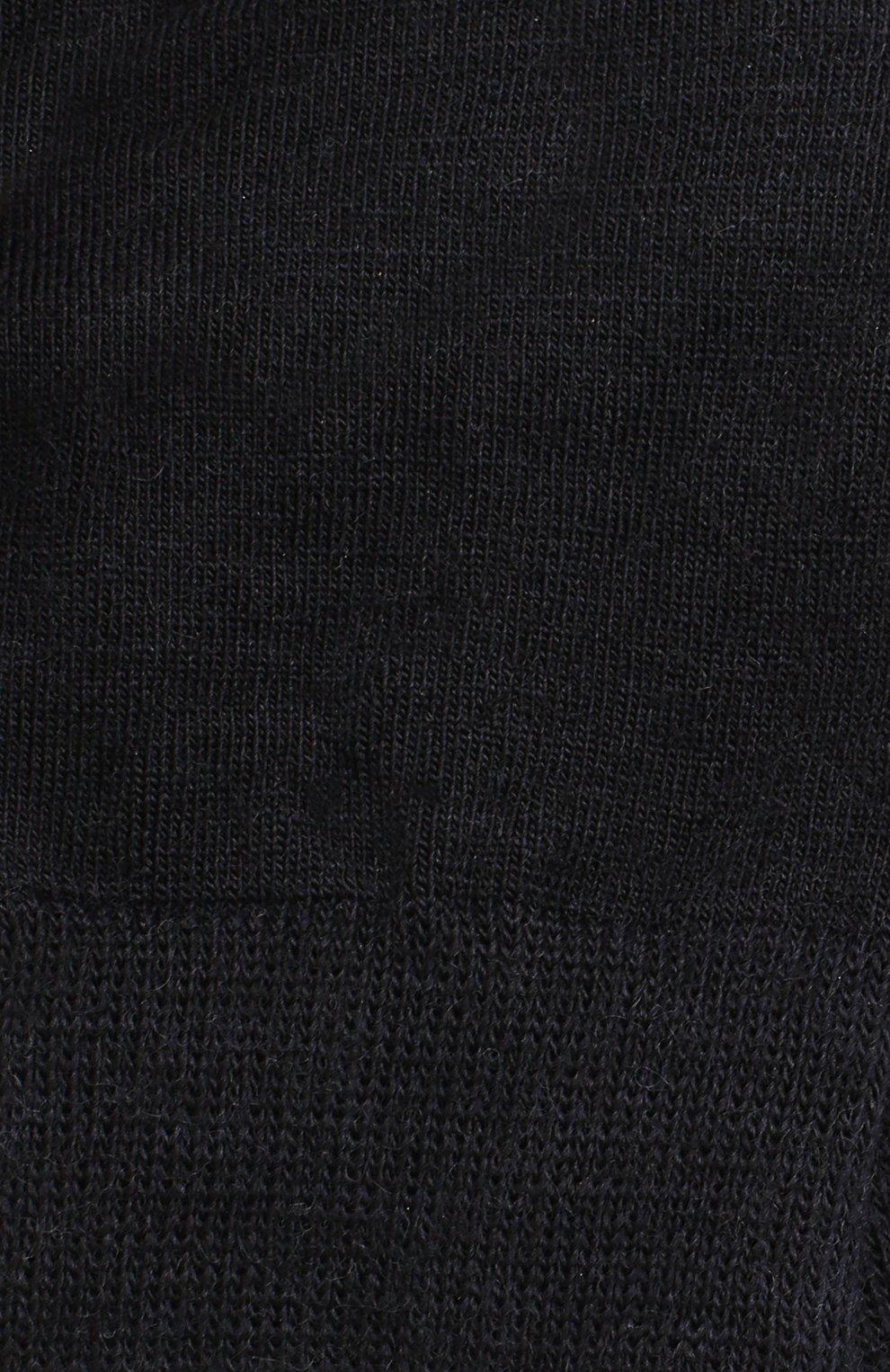 Детские шерстяные носки NORVEG темно-синего цвета, арт. 9SMURU-013 | Фото 2