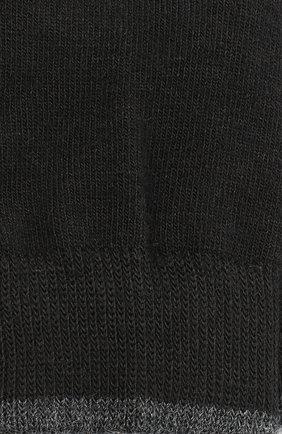 Детские шерстяные носки NORVEG черного цвета, арт. 9DFURU-185 | Фото 2