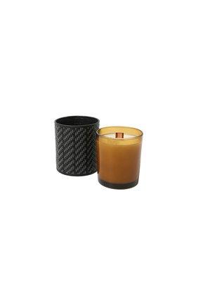Мужская свеча в стакане ERMENEGILDO ZEGNA темно-серого цвета, арт. W0011P/PSL | Фото 2