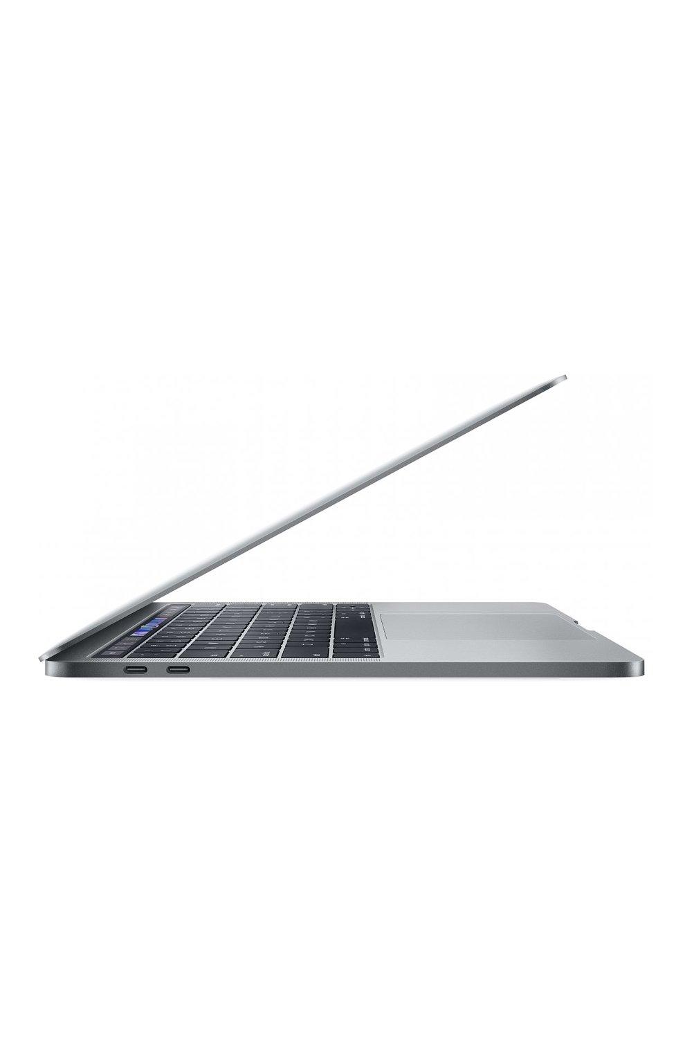 "MacBook Pro 13"" с панелью Touch Bar со встроенным датчиком Touch ID Quad-Core i5 2.3GHz 512GB Space Gray Apple    Фото №2"